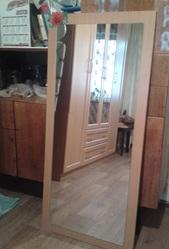 Продам зеркало для прихожей