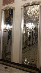 Зеркальная плитка на заказ